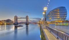 Нефтяные деньги со всего мира отправляются в Лондон