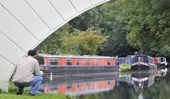 Дорогое жилье заставляет лондонцев переселяться в лодки