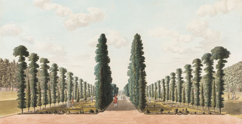 Images: The Privy Garden by John Spyers, c. 1778 © The State Hermitage Museum, St  - Read more at: http://scl.io/vW_RbUUS#gs.6yK0MY0