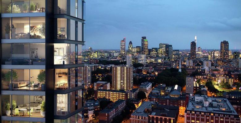 Пентхаусы в лондоне снять аппартаменты в бечичи