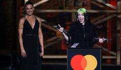 В Лондоне вручили Brit Awards
