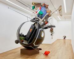 Сферические пространства Ларса Фриска: привычные предметы в необычном дизайне