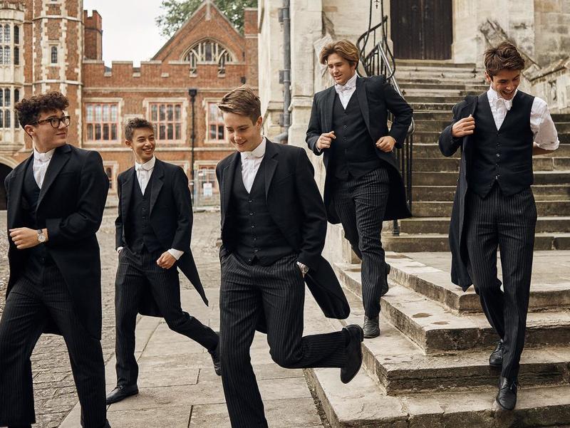 5 лучших школ Великобритании для мальчиков   Коммерсантъ UK