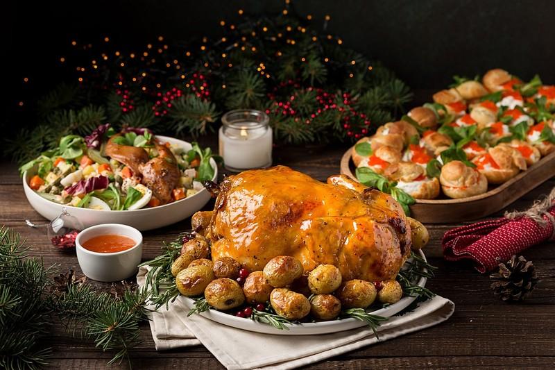 Рождественские блюда в россии рецепты с фото