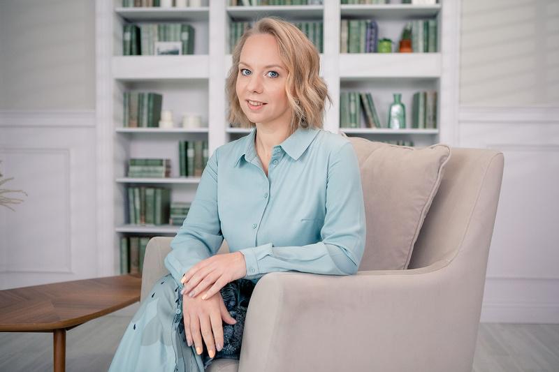 Психолог Виктория Шиманская.